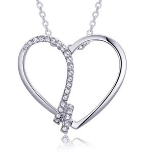 ❤️ Heart Necklace 10205